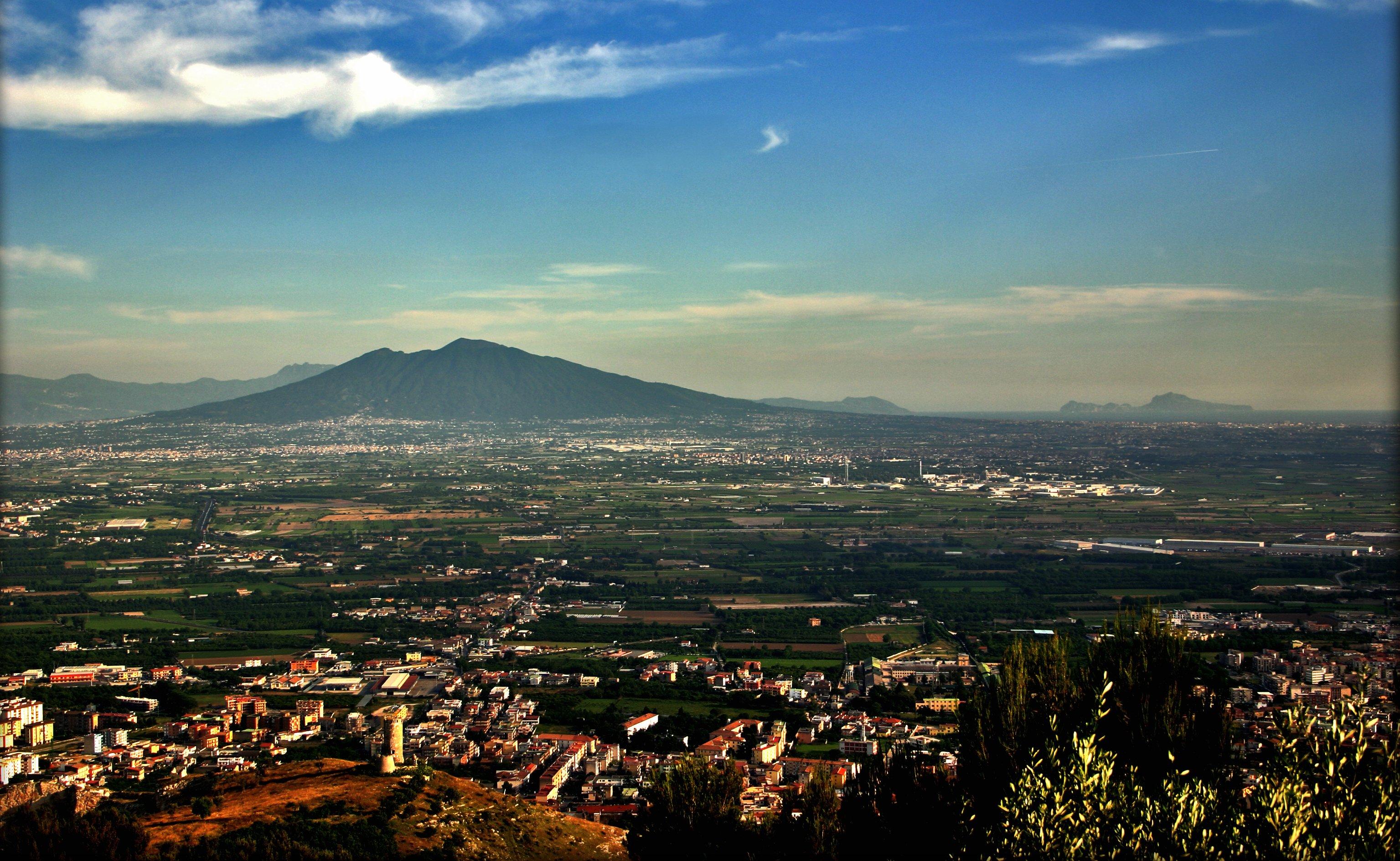 Mount Vesuvius Wikinfo