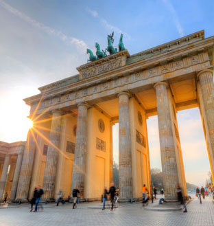 Sports & Corporate travel in Germany